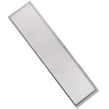 LED Panel Deckenleuchte Wandleuchte 120x30cm 32W 2500 LM Warmweiss