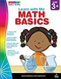 Spectrum Learn with Me: Math Basics, Ages 3 - 6