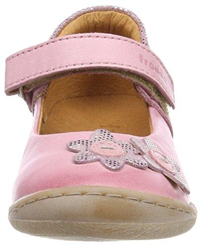 Froddo Children Ballerina G3140071-3, Bailarinas con Correa de Tobillo Para Niñas Rosa (Pink)