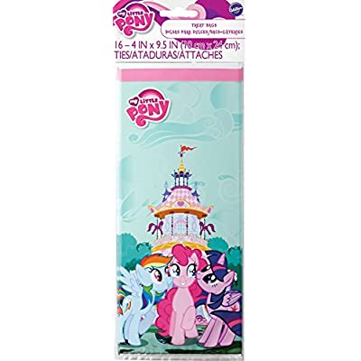 Wilton 710-4700 16 Count My Little Pony Treat Bag: Kitchen & Dining