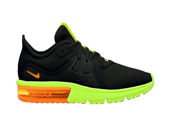 ac2ba570b Amazon.com | Nike Air Max Sequent 3 Men's Shoes 921694 012 | Road Running