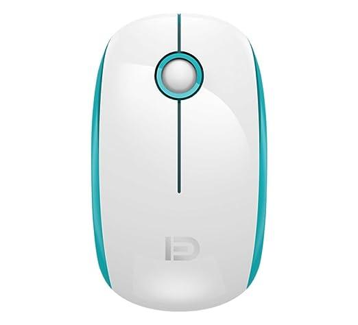 18 opinioni per Wireless Mouse, V6 2.4G Mini Slim Mouse