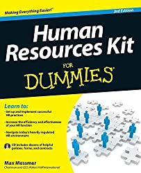 Image of the product Human Resources Kit for that is listed on the catalogue brand of Brand: For Dummies.