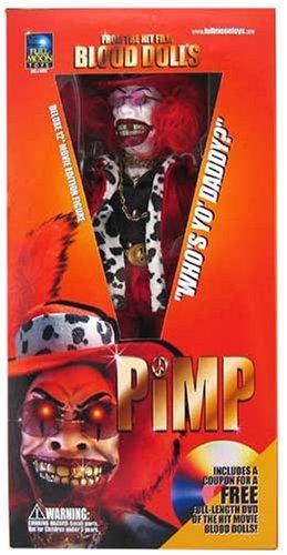 Pimp  (Pimp Hat With Feather)