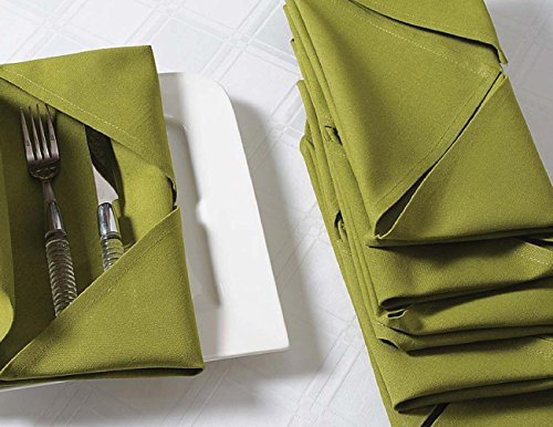 Solid Color Cotton Dinner Napkins 20quot x 20quot Set of 6  : 51NiYeF4YyL from www.bta-mall.com size 500 x 386 jpeg 43kB