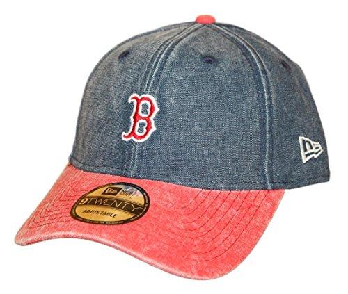 - Boston Red Sox New Era 9Twenty MLB
