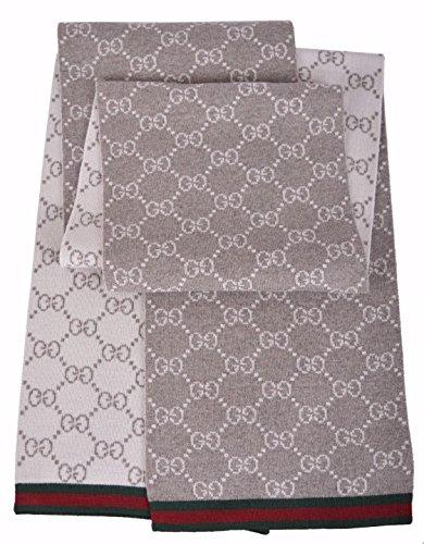 Gucci Gg Pattern Scarf - 2