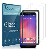 TOCOL [3 Pack] for Google Pixel 3 Screen Protector Tempered Glass HD Clarity Touch Accurate + Easy Installation Tray with Lifetime Replacement Warranty