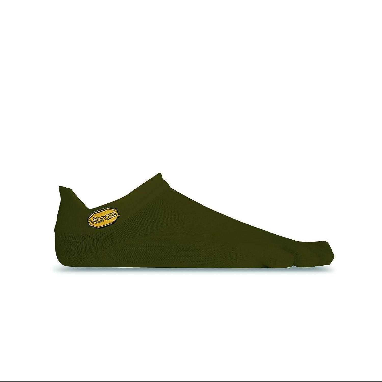 Vibram Fivefingers - Calcetines de deporte - para hombre Verde Verde Small