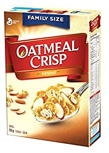 Oatmeal Crisp Almond Breakfast Cereal, 710g: Amazon.ca ...