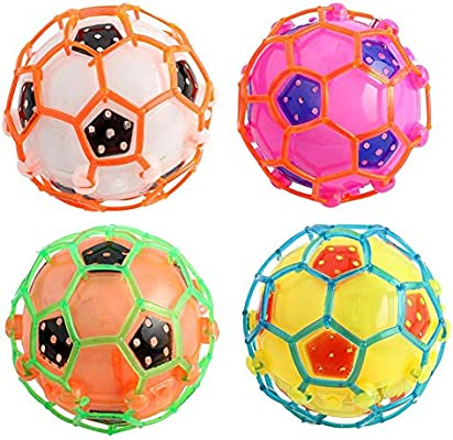 4 pcs flash balón de fútbol música - Creative Flash eléctrica ...