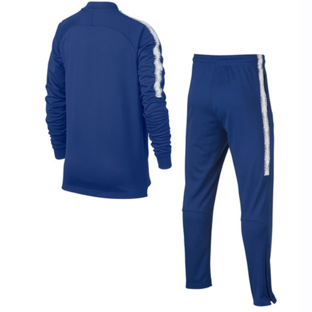 Amazon.com: Nike 2018-2019 Chelsea Dry Tracksuit (azul ...