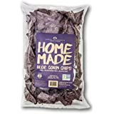 SABOR MEXICANO HOMEMADE CORN CHIPS BLUE CORN CHIPS, 12 Ounce