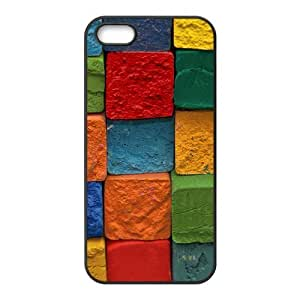 Colorful Grid Fashion Personalized Phone Case For Iphone ipod touch4