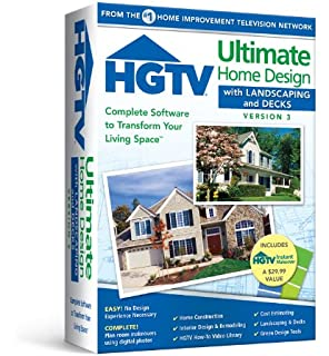 Amazoncom HGTV Home Design for Mac