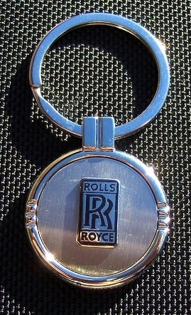 rolls-royce-black-keychain-with-free-engraving