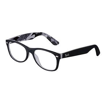 1bea39b96260cb Ray-Ban Unisex-Erwachsene Brillengestell 0rx 5184 5405 50, Schwarz (Black)