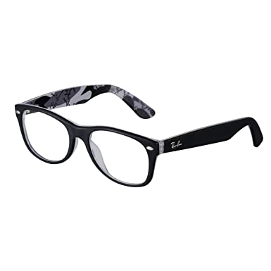 Ray-Ban Unisex-Erwachsene 5184 Brillengestelle, Schwarz (Negro), 52