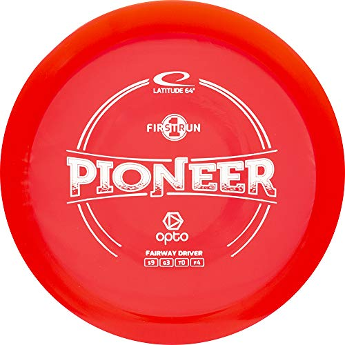 Latitude 64 Dynamic Discs First Run Opto Line Pioneer Fairway Driver Golf Disc [Colors May Vary] - 173-176g
