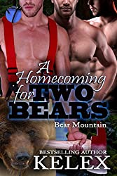 A Homecoming for Two Bears (Bear Mountain Book 18)