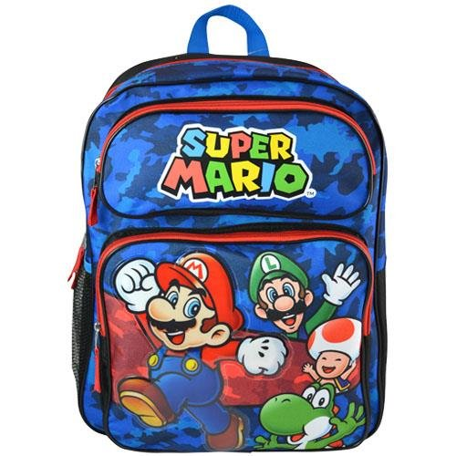 Nintendo Super Mario Cargo Backpack