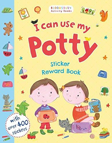 Download I Can Use My Potty Sticker Reward Book pdf