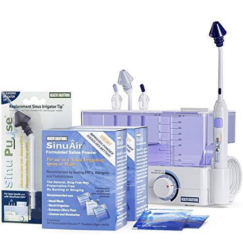 Sinupulse Elite Advanced Nasal