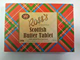Rosss's of Edinburgh Ross Scottish Butter Tablet Tartan Gift Box 190G
