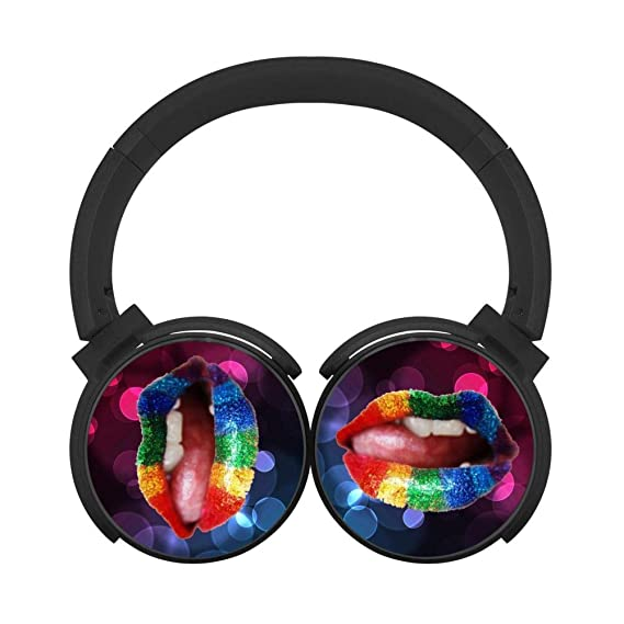 Amazon.com: Rainbow Space Gay pride rainbow Bluetooth ...