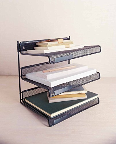 staples-black-wire-mesh-3-tier-desk-shelf