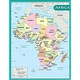 Teacher Created Resources Africa Map Chart