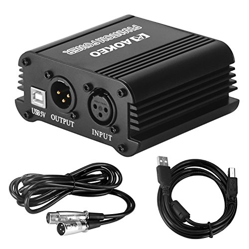 Most Popular Microphone Phantom Power Supplies