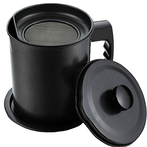 grease strainer spout - 5
