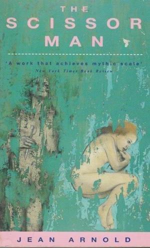 book cover of The Scissor Man