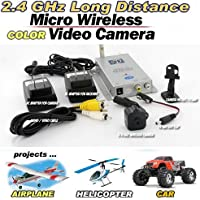 Price Drop!!! Brand New 2.4Ghz HeliCam - a Micro Wireless Video Camera - Spy on Anything you want!