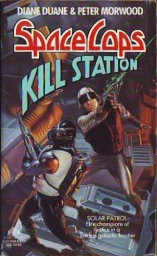 book cover of Kill Station
