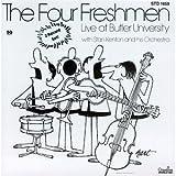 The Four Freshmen Live at Butler University with Stan Kenton & His Orchestra [Vinyl]