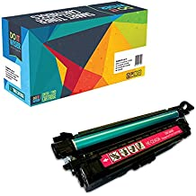 Do it Wiser Refurbished Toner Cartridge for HP Color LaserJet 5500 5500dn 5500dtn 5500hdn 5500n 5550 5550dn 5550dtn 5550hdn 5550n C3500 - C9733A - Magenta
