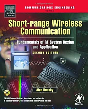 short range wireless communication fundamentals of rf system design and application. Black Bedroom Furniture Sets. Home Design Ideas