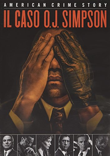 American Crime Story: People Vs O.J. Simpson (4 DVD) [Import italien]