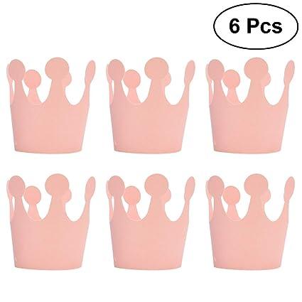 Coronas de cumpleaños, 6 piezas de perlas de cumpleaños ...