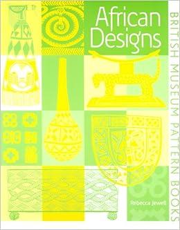 Book African Designs (British Museum Pattern Books)