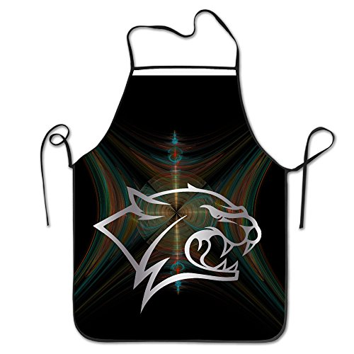 New Hampshire Wildcats Platinum Logo Kitchen Grilling Apron