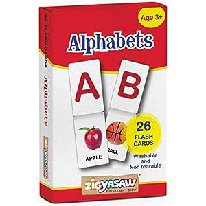 Zigyasaw English Alphabet Flash cards
