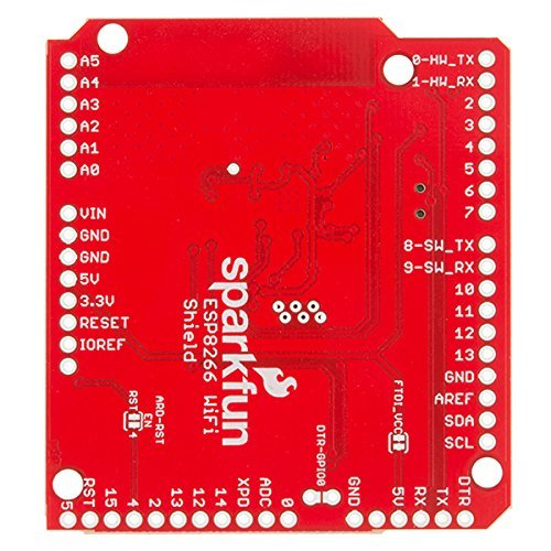 SparkFun WiFi Shield - ESP8266 by SparkFun (Image #2)