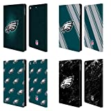 Official NFL 2017/18 Philadelphia Eagles Leather Book Wallet Case Cover for Apple iPad Mini 4