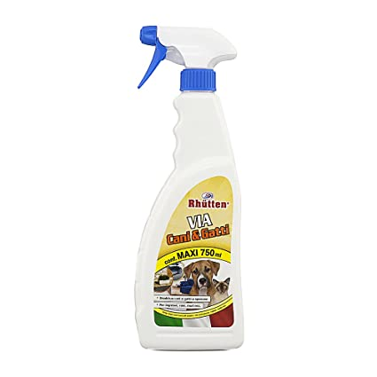 Rhütten 280622 Producto Repelente para Mascota Flavour Deterrent Dog & Cat - Productos repelentes para Mascotas