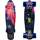RIMABLE Complete 22 Inches Skateboard Galaxy2