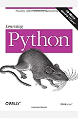 Learning Python, 5th Edition Paperback