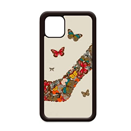 Amazon.com Butterfly and High Heel Shoes for Apple iPhone